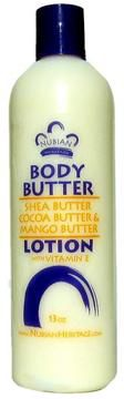 Nubian Heritage - Body Butter & Mango Lotion