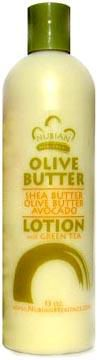 Nubian Heritage- Olive Butter Lotion/Avocado & Green Tea