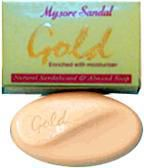 Mysore Sandal Gold - Enriched with moisturizer
