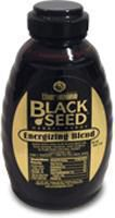 Black Seed - energizing honey