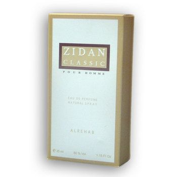 Ziddan Classic Natural Spray (ALREHAB)