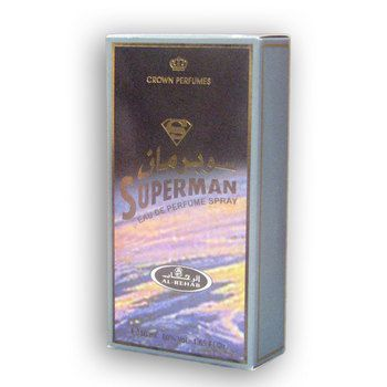 Crown Perfumes Superman Eau De Perfume Spray