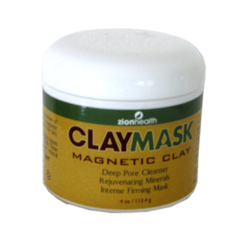 Zionhealth Clay Mask Magnetic Clay