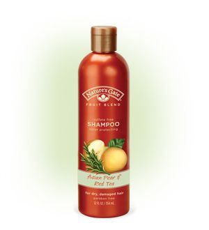 Asian Pear and Red Tea Color Protecting Shampoo