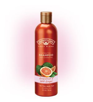 Grapefruit and Wild Ginger Color Protecting Shampoo