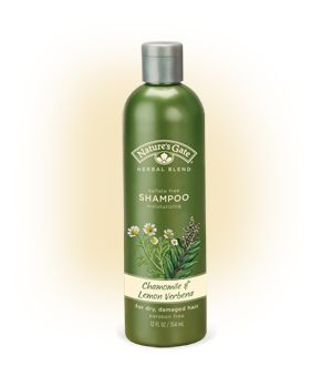 Chamomile and Lemon Verbena Moisturizing Shampoo
