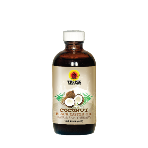 Coconut Jamaican Black Castor Oil ( 4 Oz )
