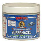Thayers Medicated Superhazel Astringent Pads