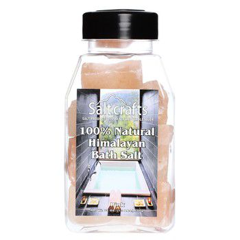 Himalayan pink bath salt chunks-39oz
