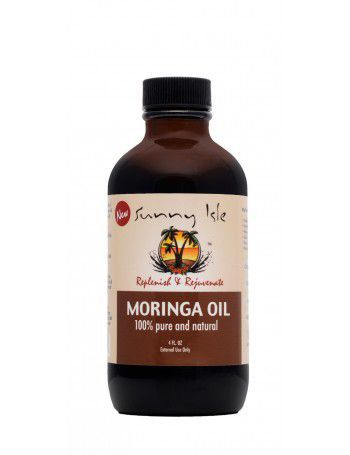 SUNNY ISLE 100% PURE AND NATURAL MORINGA OIL